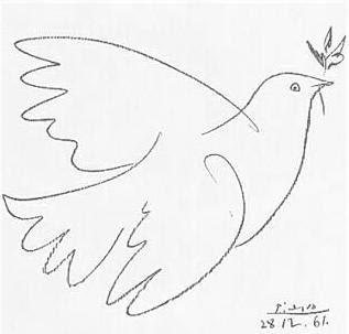 Kyyhkynen Symboli