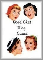 Good chat blog award