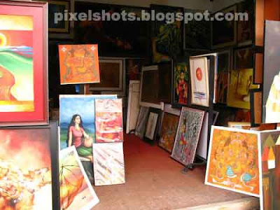 paintings for sale,mattancherry paintings shop,kerala mattancherry,artistic painted pictures,types of paintings