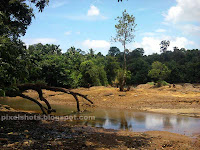 river landscape photos,landscape of a dry kallada river photographed during tour trip to thenmala in kollam district of kerala the south indian state