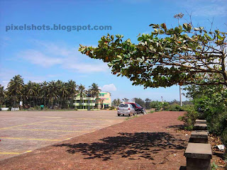 varkala helipad ground,helipad over beach cliffs,helipads in kerala