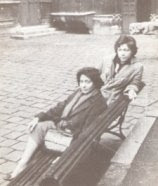 Olga Orozco y Alejandra Pizarnik
