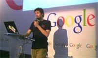 talleres de Google
