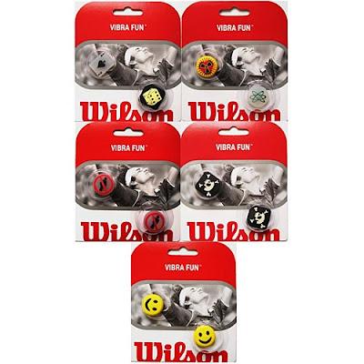 Wilson Tennis equipment: Stylish Wilson Vibrafun Vibration ...