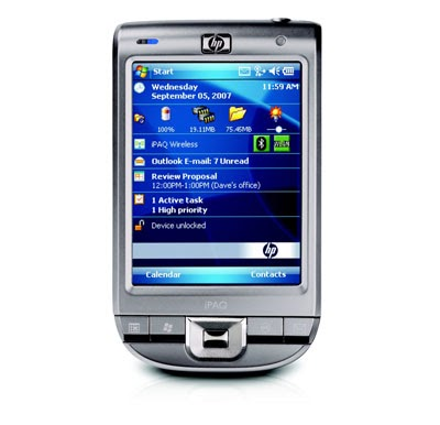 hp ipaq windows mobile 5 download