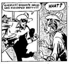 488df2eefaca6 La sorpresa del sheriff es representada por el sombrero que se eleva