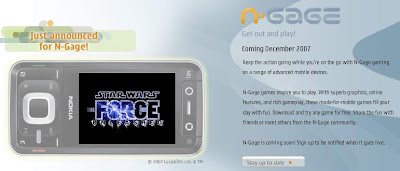 Star Wars coming to N-Gage