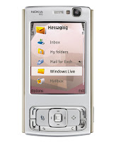N95 with Windows Live Services