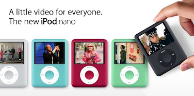 ALL NEW iPod nano
