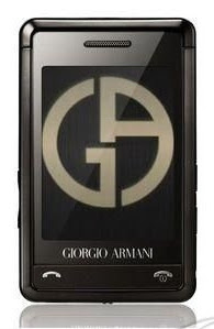 Giorgio Armani-Samsung P520