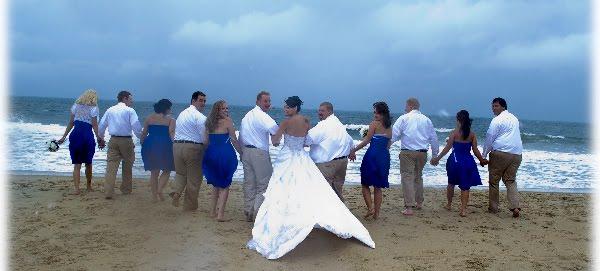 Ocean City Beach Wedding: Ocean City Beach Weddings