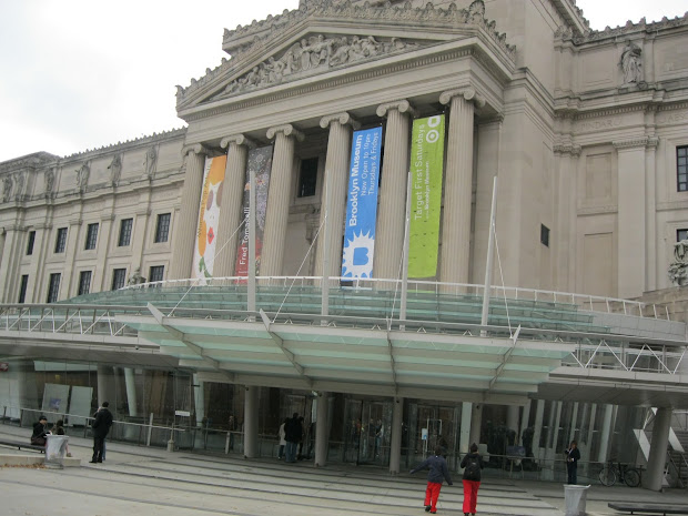 'ange Brooklyn Museum Of Art