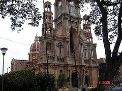 Iglesia Catedral Nuestra Señora del Rosario
