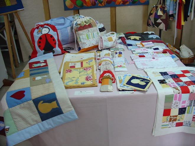 A 1ª exposição na Junta de freguesia de Baguim do Monte!!! Um sucesso!!