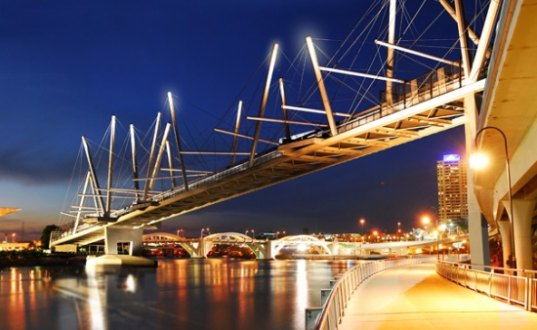 Nye Circular Quay 2030 Eco Friendly Bridges