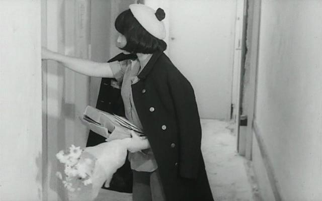 roškofrenija: Chantal Akerman - Saute ma Ville (1968