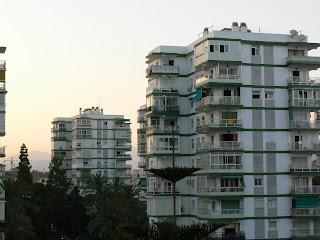 Edificios de Torre del Mar