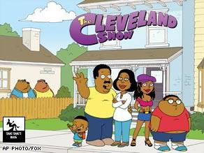 The Cleveland Show slated for 2009