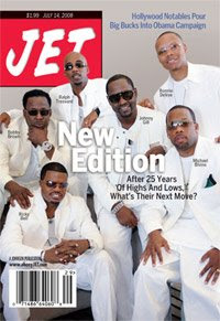 Bobby Brown on New Edition