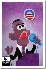 Chaka Kahan says Barack Obama is a puppet