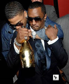 Nelly and Diddy