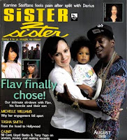 Flav & Fam On S2S Cover
