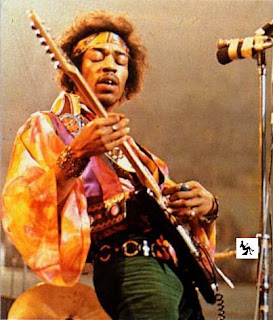 Burned Hendrix guitar to be sold