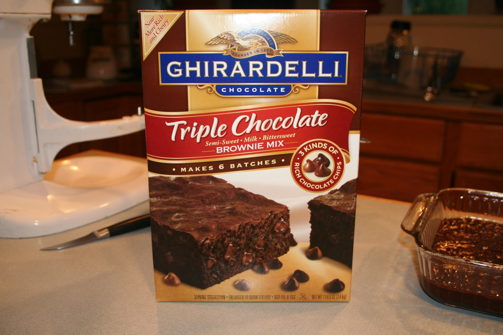 Brownie Recipes Boxed Cream Cheese