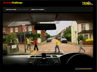 Digital Examples Driving Challenge Game For The Dft