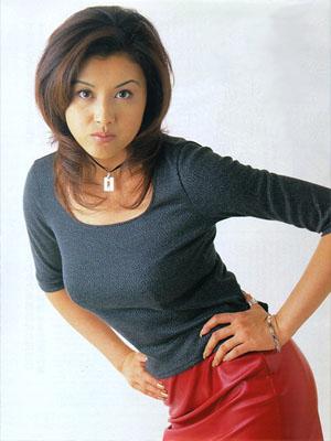 Fujiwara Norika Top Model