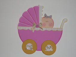 EL BABY SHOWER DE MONI