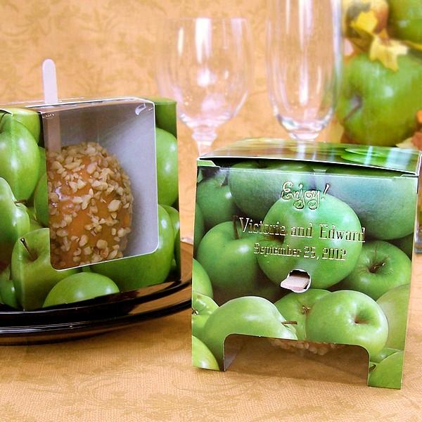 Easy Ideas For Edible And Fun Fall Wedding Favors My Wedding