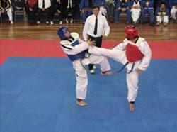 Taekwondo de fin de semana