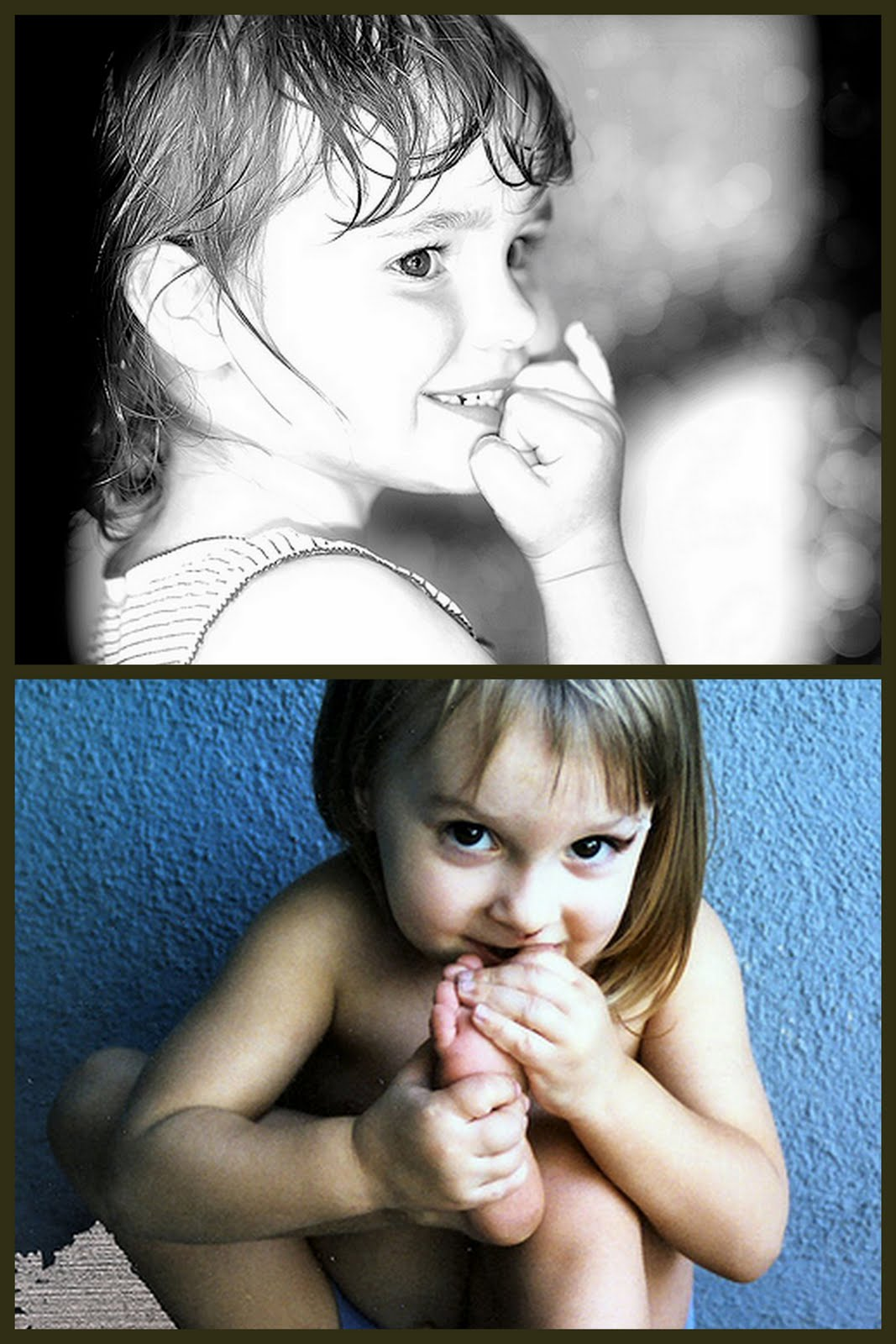 Little Angel Zara Nail Biting Stop It Now