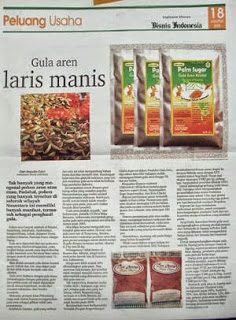 Gula aren laris manis