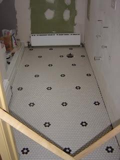 big crazy reno: ideas for the upstairs bathroom floor