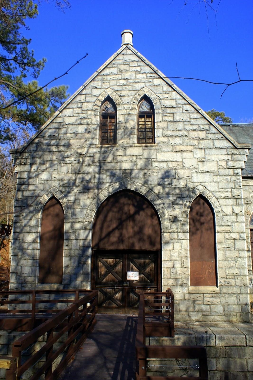 A Place In Richmond Byrd Park Pump House