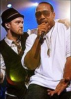Justin Timberlake  Timbaland on Elini S  Rd  Klerini Ihya Eden Timberlake Timbaland  Madonna Y   Da