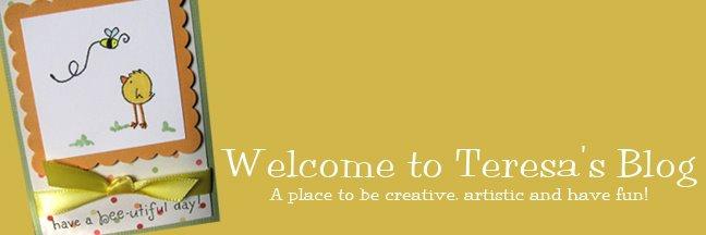 Teresa's Blog