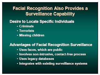 advantages of facial recognition
