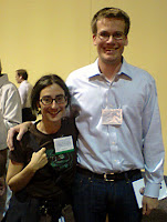 John Green and Cecil Castellucci