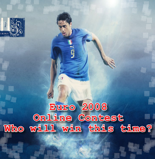 EURO 2008 ONLINE CONTEST