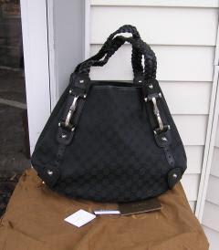 cbc7c4ac4c26 Authentic Designers Handbags: Gucci pelham-medium shoulder bag in ...