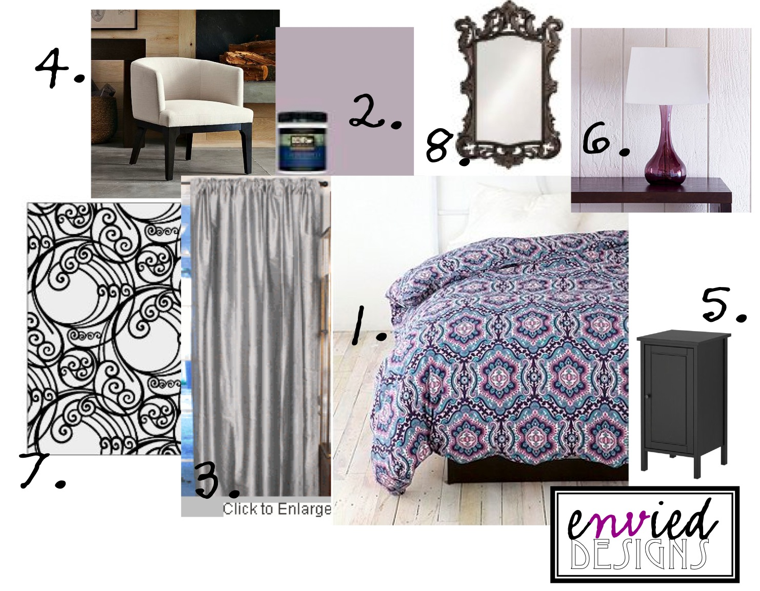 Envied Designs January 2011