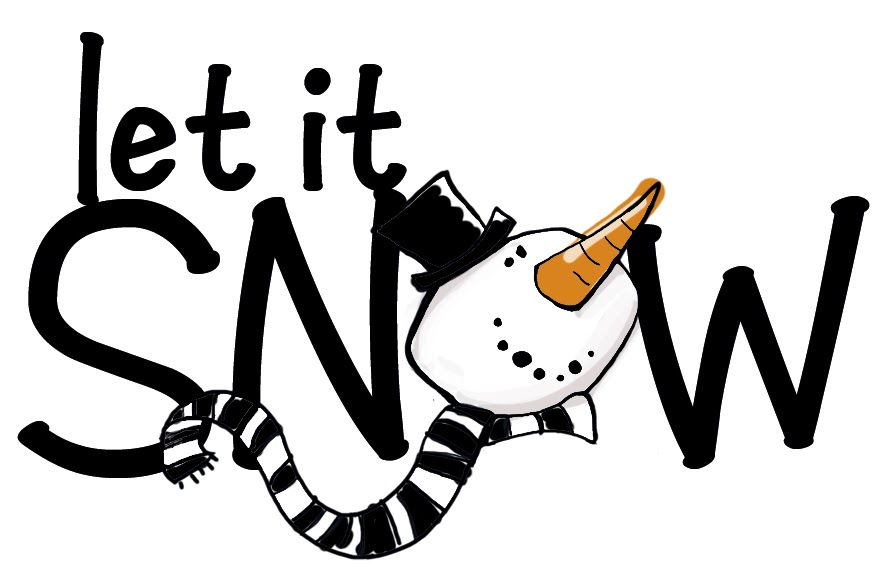 Tiddly Inks Challenge: Challenge 32- Let it Snow!!
