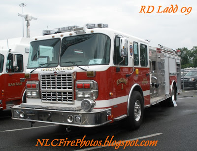 New London County Fire Photos July 2009