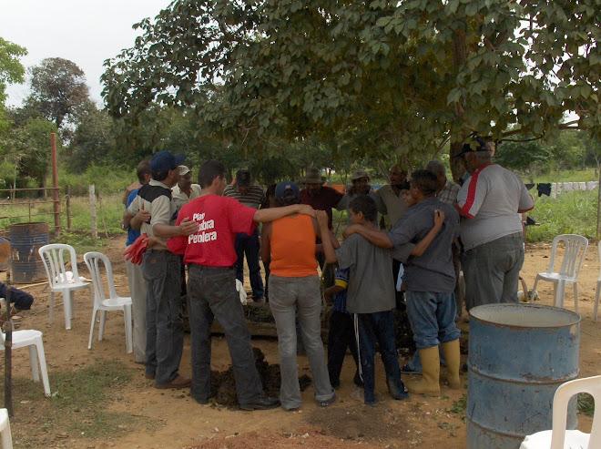 Profesores y productores del campo venezolano