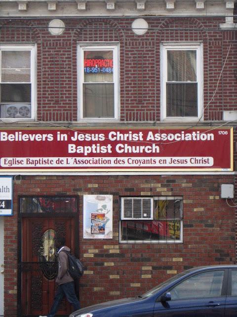 Brooklyn Photos Storefront Churches 1
