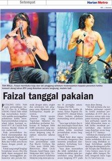 Scandal Artis Malaysia Image