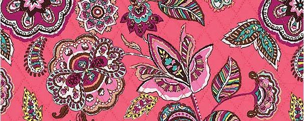 The Friendliest Flower My New Favorite Vera Bradley Patterns
